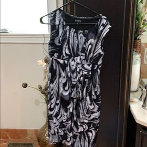 Summer dress with great detail